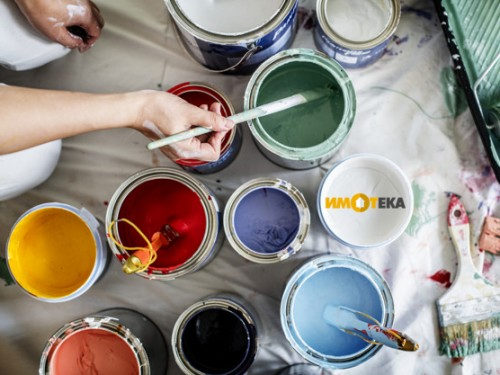 Значението на цветовете при вземане на интериорни решения