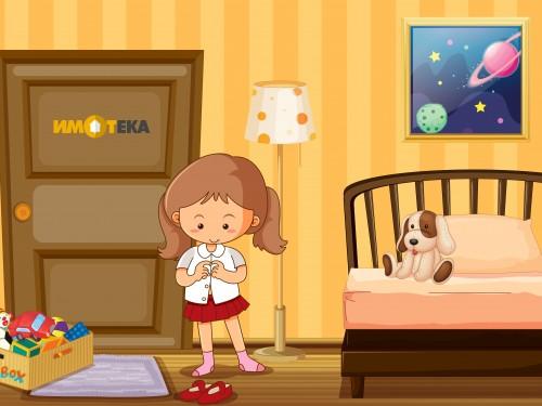 8 съвета за приветлива детска стая