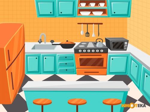 9 грешки, предотвратими при обзавеждане на кухненски пространства
