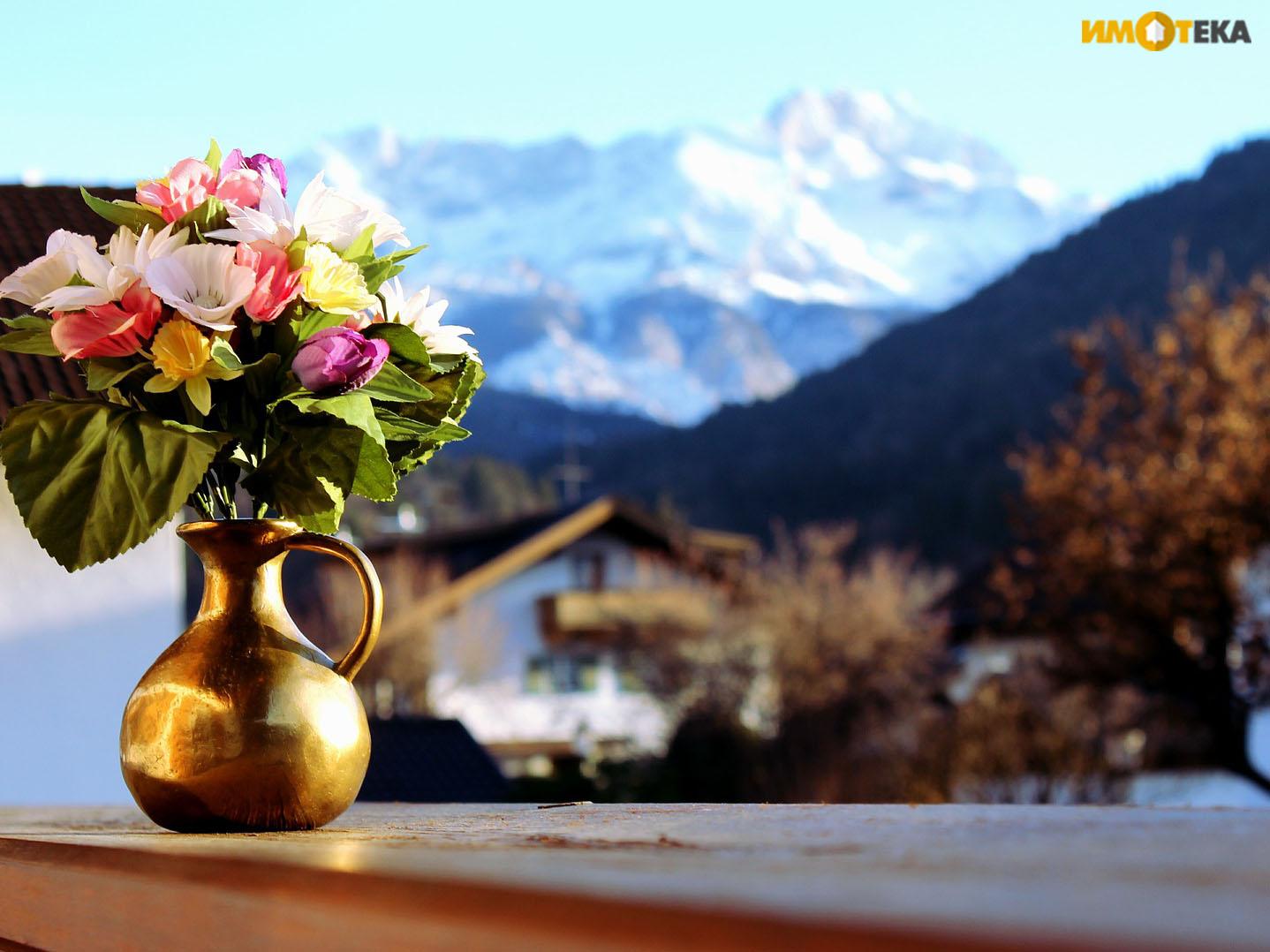 Как да превърнем балкона си в приказна зимна градина?