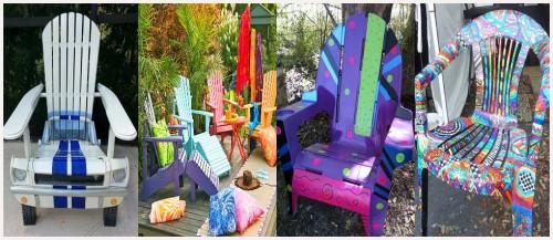 Как въображение и подръчни материали създадават красиви мебели
