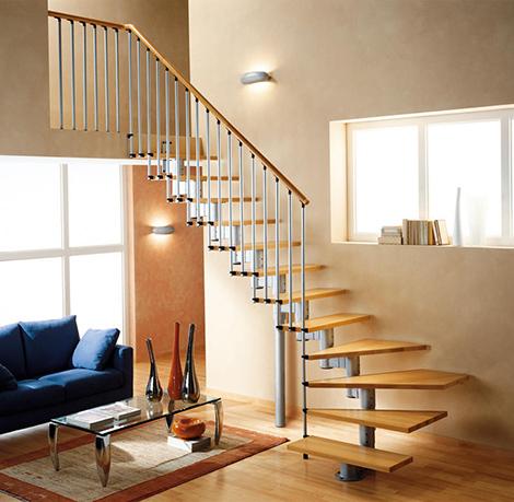 Стълбите в дома - функционални и актуални!