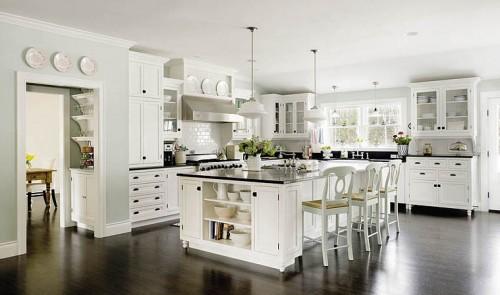 Новата ни кухня в бяло? Защо не, като се съчетава с всичко?