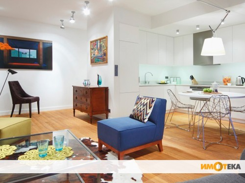 Създайте усещане за повече пространство в малкия си дом